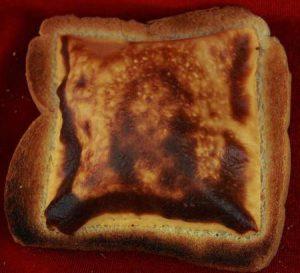 Jesus i toast