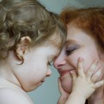 Love Mother and child resize