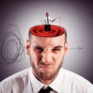 Psykoanalyse av seg selv