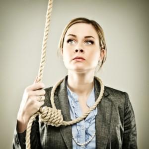 Karaktertrekk og selvmordsfare