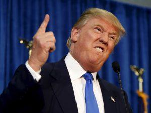 I verste fall blir den selvgode, egoistiske og hensynsløse personligheten president i USA.