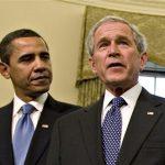 Bush og Obama