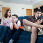 familier og kvalitetstid