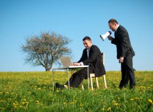omorganisering og stress pa jobb